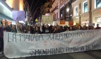 Manada Feminista Madrid 17N