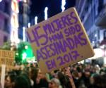 Manifestación-Violencia Machista-Madrid 4