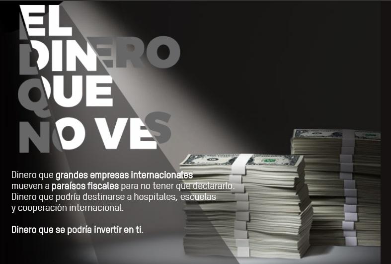 Oxfam-El dinero que no ves