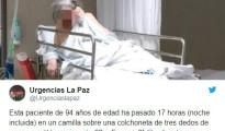 UrgenciasLaPaz-Sanidad Pública