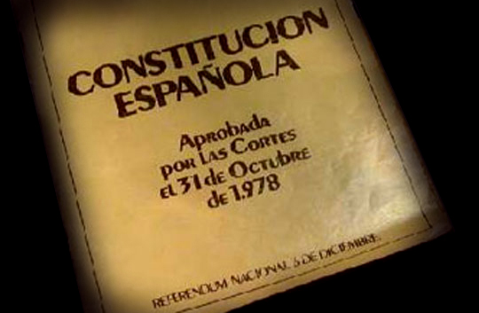 Constitución-Española