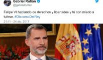 Felipe VI - Discurso Navidad 2017