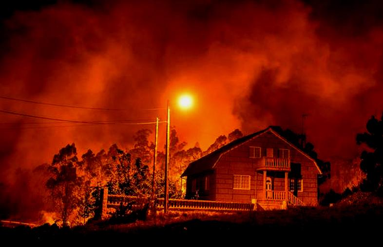 Incendios-Galicia