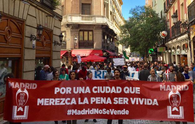 Madrid No Se Vende