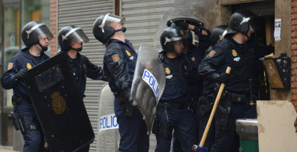 Desahucios-Policía