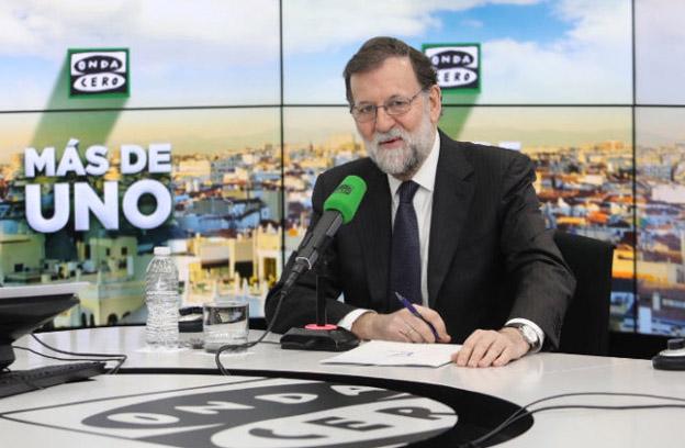 Rajoy-Onda Cero