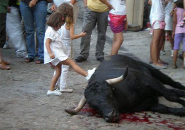 Toros-Infancia