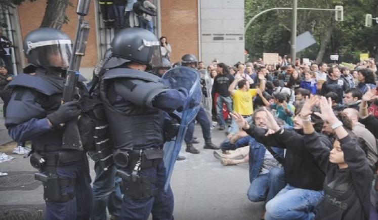 25S-Violencia Policial