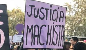 La Manada_Justicia Machista