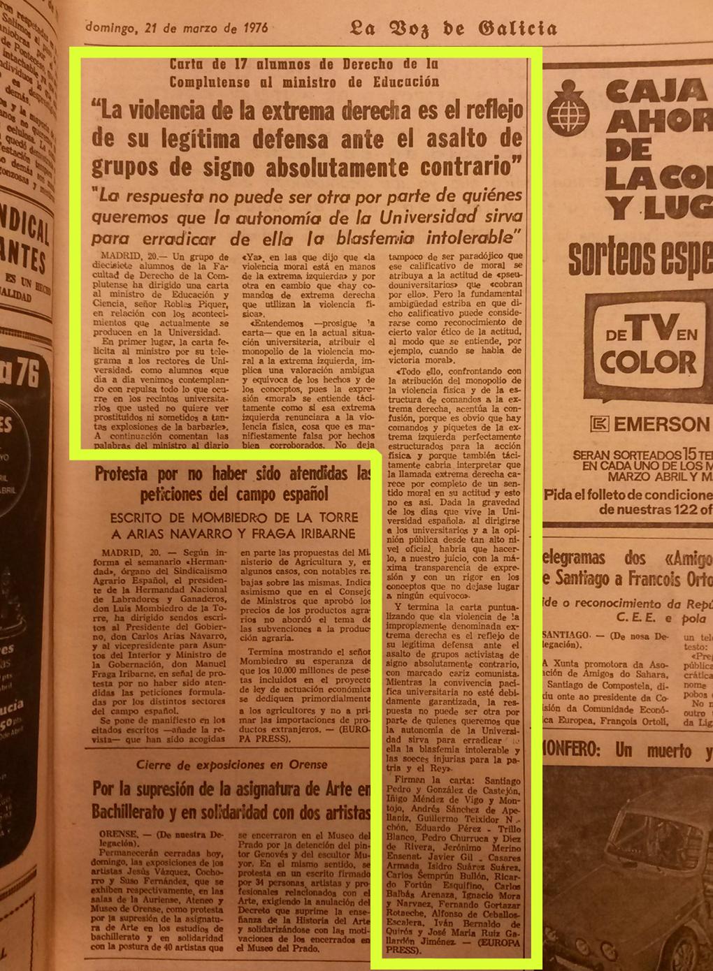 Méndez de Vigo-Carta fascista