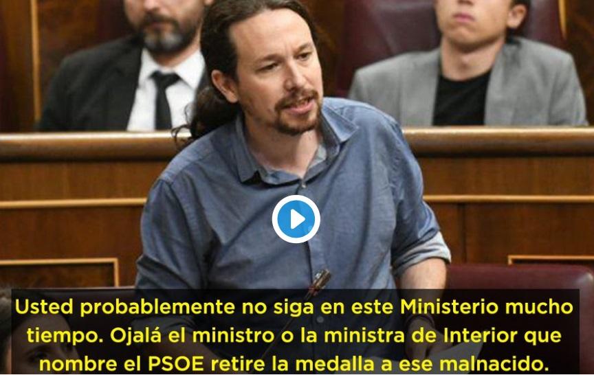 Pablo Iglesias-Zoido-Billy el Niño