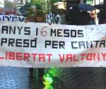 Valtonyc-Libertad de expresión