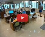 La Manada-Vídeo-Robo-Gafas