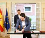 Unidos Podemos-PSOE-Presupuestos