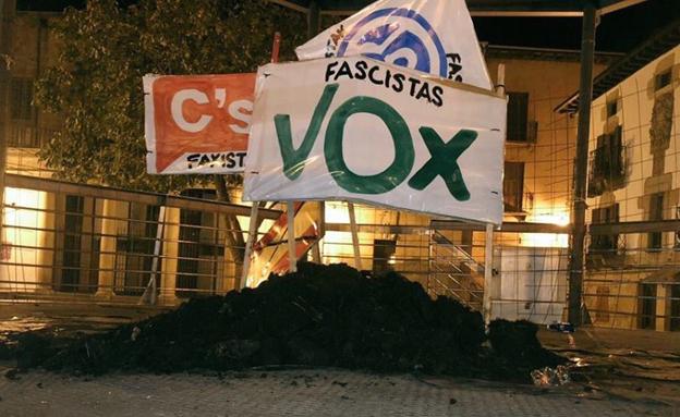 Alsasua-Estiércol-Ciudadanos-Vox