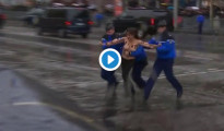 FEMEN-Trump-París