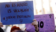 No es abuso-Es violación