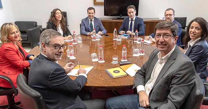 PP Ciudadanos Andalucía