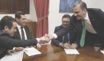 Acuerdo PP-Vox Andalucía