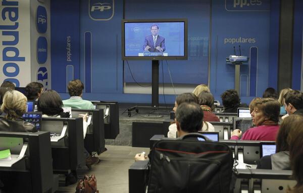 Mariano Rajoy ciborg
