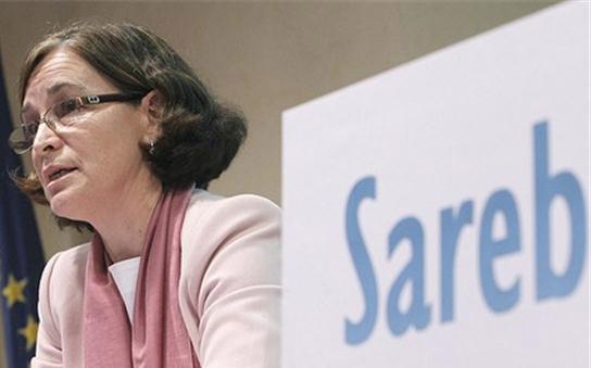 Sueldo de la presidenta de Sareb de 400.000 euros