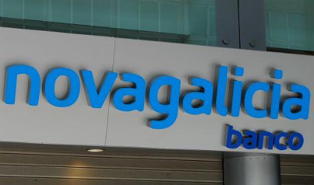 Explosivo en Novagalicia Banco en Vigo