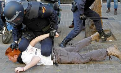Ley de Seguridad Ciudadana Primavera Valenciana