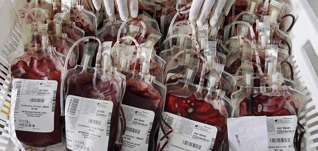 La Marea Blanca inicia una campaña de desobediencia contra la privatización de la sangre