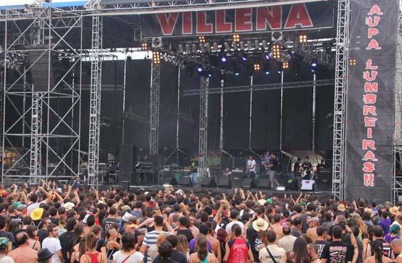 """Regresa el """"festival de la resistencia"""" Aúpa Lumbreiras"""