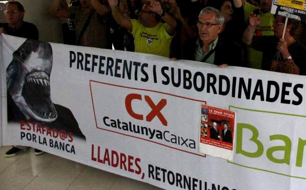 Otros 11.000 millones perdidos con la venta de CatalunyaCaixa tras ser saneada