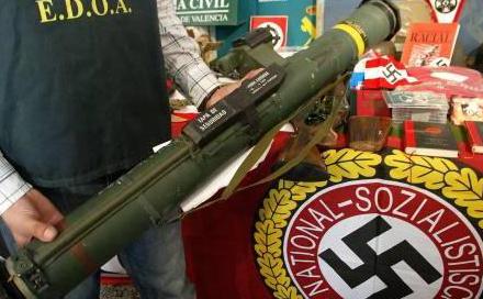 Absuelven a 18 neonazis por nulidad de las escuchas en la Operación Panzer