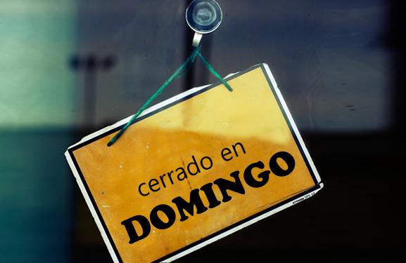 La libertad de abrir los comercios en domingo disminuye las ventas en Madrid y aumenta el desempleo