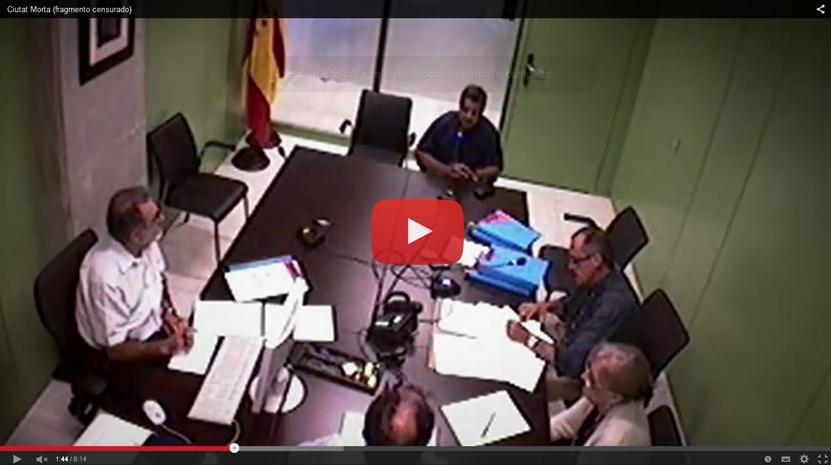 Estos son los 5 minutos censurados del documental Ciutat Morta en TV3 (transcripción al castellano)